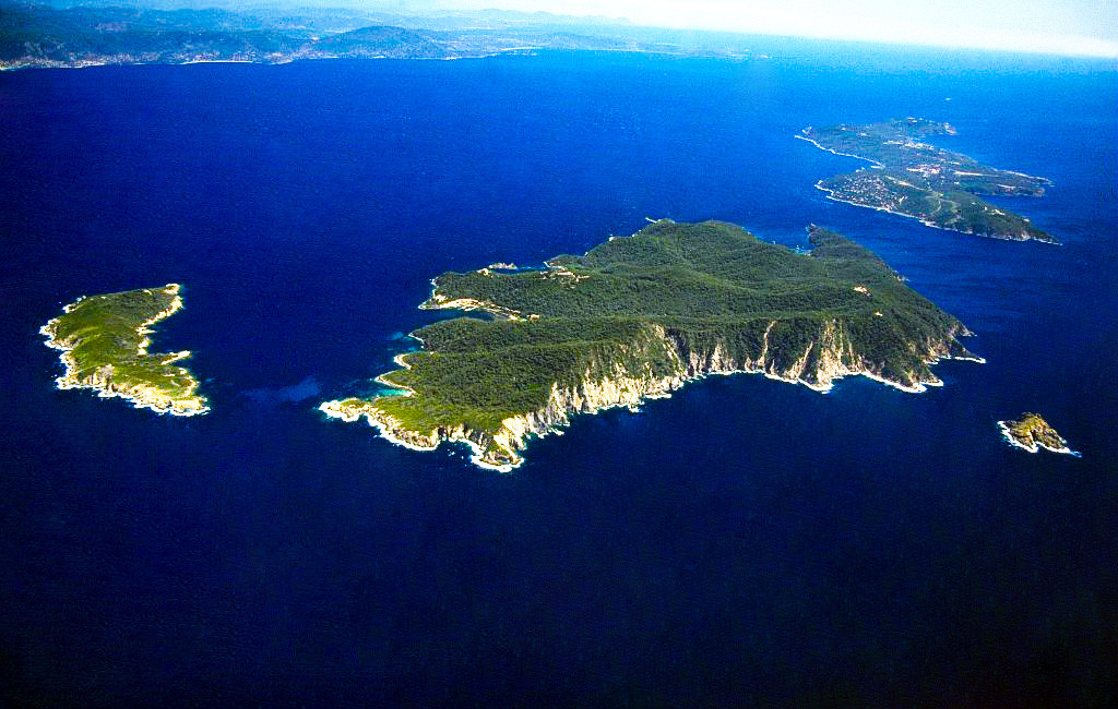 Port Cros Nationalpark